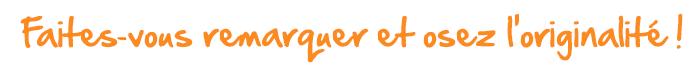 L'originalité en graphisme et video ou encore en création de site internet à Namur et Luxembourg
