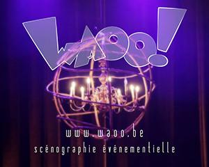 Collectif Waoo – Scénographie événementielle