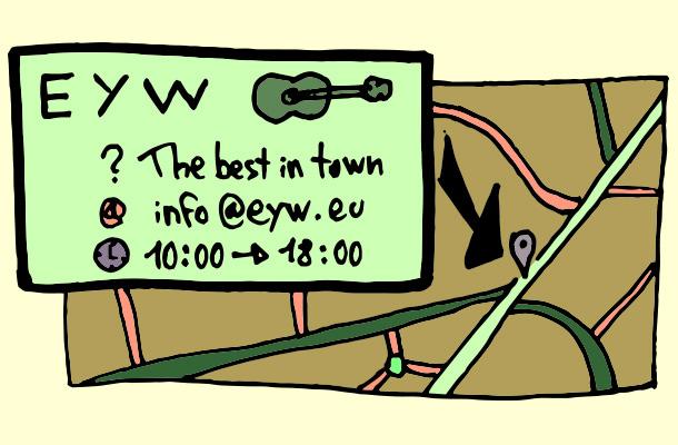 carte de visite internet pour presence web